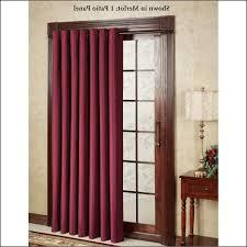patio doors sliding patio door curtains ideas thermal patio door