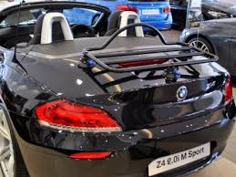 bmw e89 bmw z4 e89 luggage rack modern design innovative fixing system