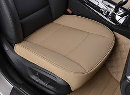 edealyn ultra luxury pu leather car seat protection car seat cover