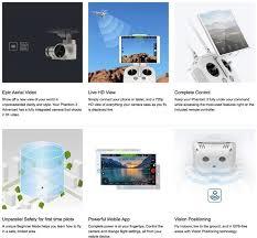 amazon black friday dji phantom amazon one day sale dji phantom 3 advanced drone for 28 off at