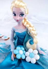frozen elsa party desserts sisters crafting