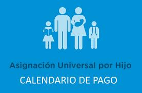 asignacin por hijos com asignación universal por hijo calendario de pago marzo 2018