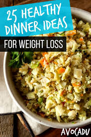 25 healthy dinner ideas for weight loss 15 minutes or less