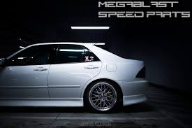 altezza lexus is300 side skirts for lexus is toyota altezza megablast speed parts