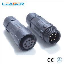 m16 series waterproof electrical connectors waterproof wire