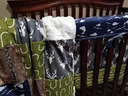 Fishing Crib Bedding Boy Crib Bedding Buck And Fishing Crib Bedding Dbc Baby Bedding Co