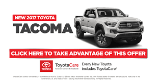 toyota tacoma specials in owensboro ky don moore toyota