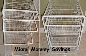 Closetmaid Drawer Closetmaid 4 Drawer Kit Review Cleverly Me South Florida