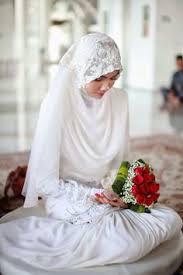 tutorial hijab syar i untuk pernikahan gambar desain baju pengantin muslimah yang anggun proyek untuk