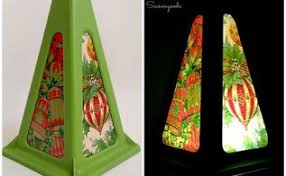 Christmas Decoration Crafts Find A Christmas Lantern On Clearance And Decorate It For Winter