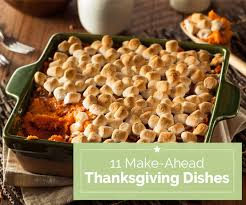 thanks giving dishes 11 make ahead thanksgiving dishes thegoodstuff
