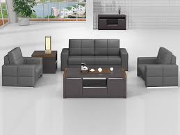 buy black buster luxury leather sofa online in chandigarh assam