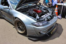 nissan 240sx jdm rocket bunny s15 nissan silvia looking aggressive function factory