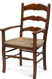 oak french cottage ladder back dining chairs in oak furniture west