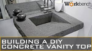 how to build a concrete sink bathroom bathroom luminous concrete sinks image design bathtub diy