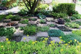 Brick Patterns For Patios 12 Stepping Stone U0026 Garden Path Ideas Empress Of Dirt