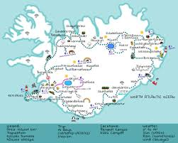 Northern Lights Map 1019 Best Iceland Images On Pinterest Iceland Traveling And Travel