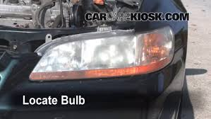 2002 honda accord headlight bulb headlight change 1998 2002 honda accord 2001 honda accord ex 3 0
