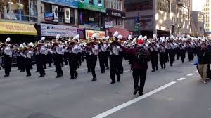 umass marching band macy s thanksgiving day parade