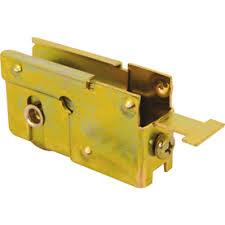 Patio Door Handle With Lock Shop Sliding Patio Door Hardware At Lowes Com
