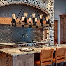 Rustic Island Lighting Rustic Island Lighting