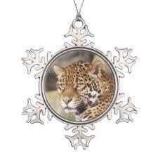 animal jaguar ornaments keepsake ornaments zazzle