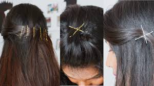 decorative bobby pins hairstyles usingby pins awesome without tutorial with