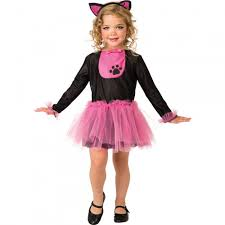 halloween costumes kitty cat rubies kitty tutu child halloween costume shoptv
