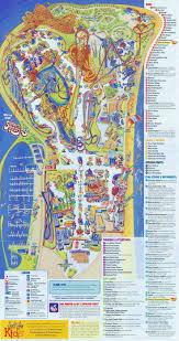 San Diego Safari Park Map by 166 Best Theme Park Maps Images On Pinterest Amusement Parks