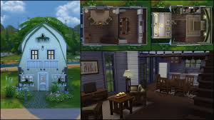 Dutch Colonial Floor Plans The Sims 4 Gallery Spotlight Simsvip
