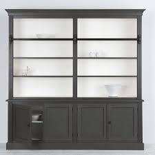 Provincial Bookcase Shelving Furniture