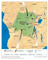 Map Of Rwanda Drc Peace Depends On Rwanda Africa In The News