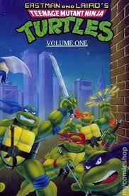 teenage mutant ninja turtles comic books issue 1