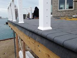 Drysnap Under Deck Rain Carrying System by Under Roof Decking U0026 Deckshield Will Make Your Flat Roof Deck Leak