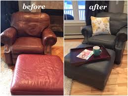 Dye For Leather Sofa Leather Restoration Intended For Encourage Bakumatsu Info