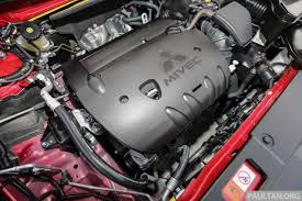 mitsubishi attrage engine mitsubishi to return to turbocharged engines u2013 report