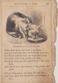 Poem About Halloween Papergreat 19th Century Poem About Kindness To Animals By Jane Taylor