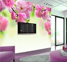 online get cheap modern floral wallpaper aliexpress com alibaba