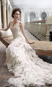 resell wedding dress lazaro wedding dresses for sale preowned wedding dresses