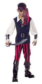 wiggles costume for toddlers amazon com cutthroat pirate costume child large 10 12 clothing