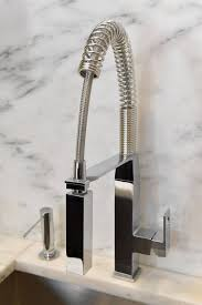 bathroom kitchen faucets offer new technology and a touch of