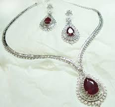 diamond sets images bridal diamond jewellery mumbai india wedding bridal diamond