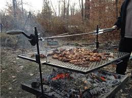 Firepit Grates Pit Grill Best 25 Pit Grill Grate Ideas On