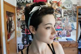 what kind of hair is used for pixie braid styling a pixie cut pin up hair youtube