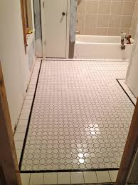 Best Tile For Shower by Mel U0026 Liza Bathroom Renovation Finishing The Tile Floors