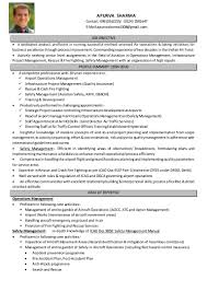 Air Force Resume Example by Cv Apurva Sharma Aviation Operations Infrastructure Project U0026 Safet U2026