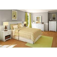 white beds u0026 headboards bedroom furniture the home depot