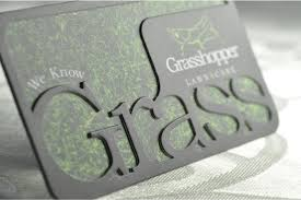 die cut business cards carve out your style with die cut