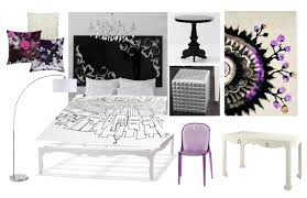 purple black and white bedroom inspirations black and white and purple bedroom image imagine living