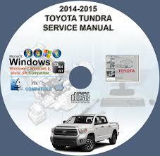 toyota tundra manual toyota tundra 2014 2015 service repair manual on cd www